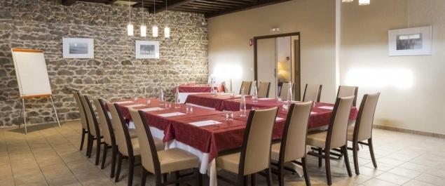 Restaurant Le Restaurant de l'Auberge de Clochemerle* - Vaux-en-Beaujolais