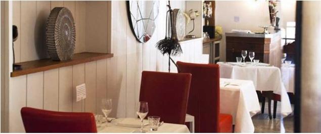 Restaurant Auberge de l'Abbaye - Ambronay