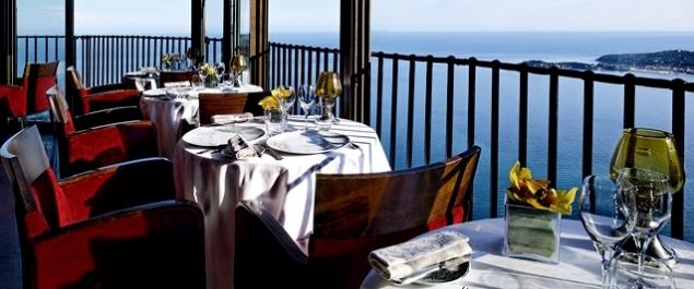 Restaurant Château Eza - Èze