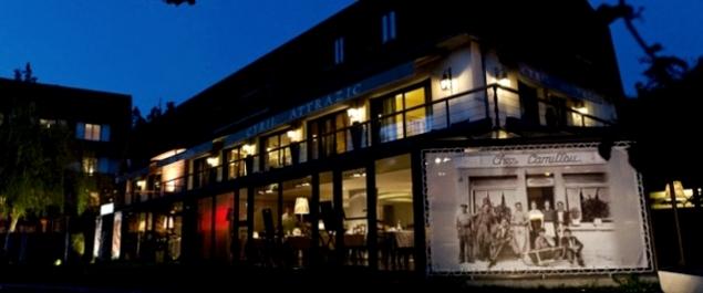 Restaurant Cyril Attrazic - Aumont-Aubrac