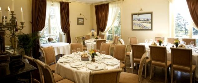Restaurant Le Restaurant du Domaine de Clairefontaine - Chonas-l'Amballan