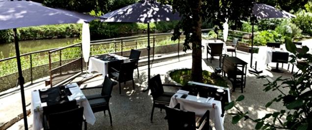 Restaurant Hervé Busset - Conques