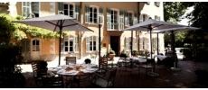 Restaurant Le Restaurant de l'Hostellerie de l'Abbaye de la Celle Haute gastronomie La Celle