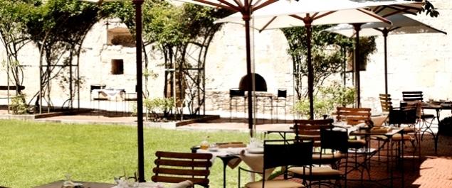 Restaurant Le Restaurant de l'Hostellerie de l'Abbaye de la Celle* - La Celle