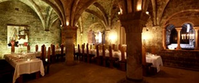 Restaurant Le Restaurant de l'Hostellerie de l'Abbaye de la Celle - La Celle