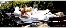 Restaurant La Bastide de Moustiers Haute gastronomie Moustiers-Sainte-Marie