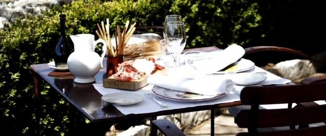 Restaurant La Bastide de Moustiers - Moustiers-Sainte-Marie