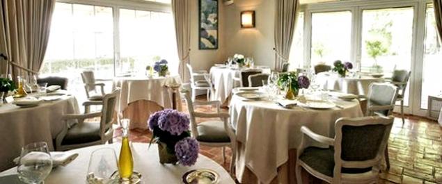 Restaurant La Bastide Saint Antoine - Grasse