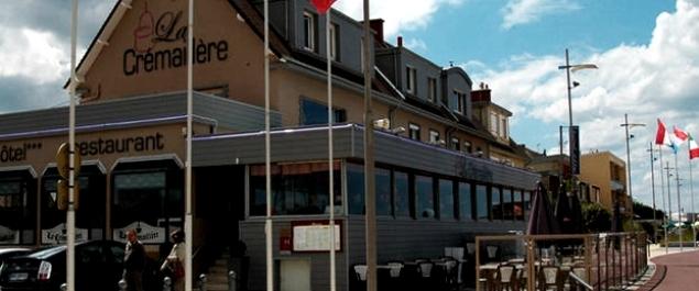 Restaurant La Crémaillère - Courseulles-sur-Mer