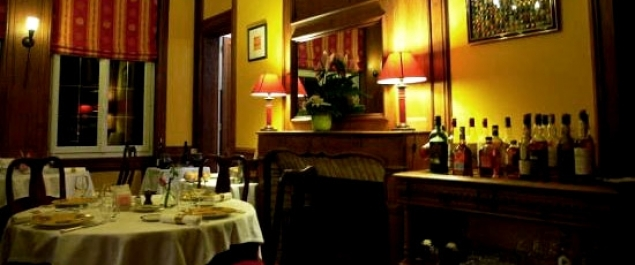 Restaurant Manoir du Soleil d'Or - Nassandres