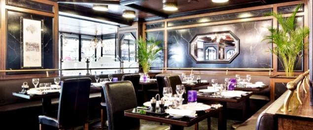 Restaurant terminus caf concorde op ra ferm inventive for Miroir restaurant paris menu