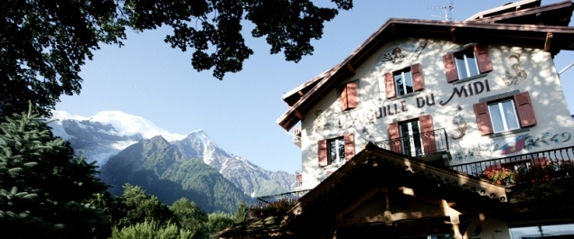 Restaurant Aiguille du Midi - Chamonix-Mont-Blanc