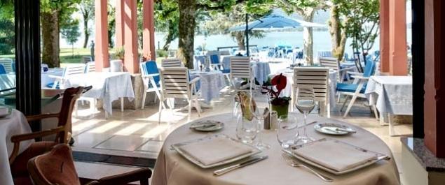 Restaurant Restaurant Auberge du Père Bise - Talloires