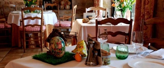 Restaurant Le Clos Saint Pierre - Le Rouret