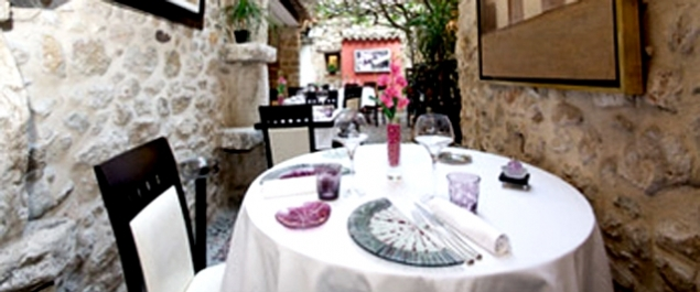 Restaurant Le Figuier de Saint Esprit - Antibes
