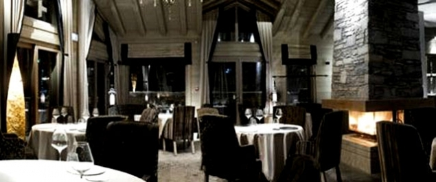 Restaurant Le Kintessence - Courchevel