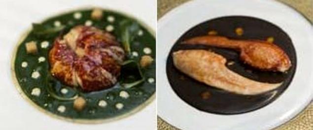 Restaurant Le Kintessence - Courchevel