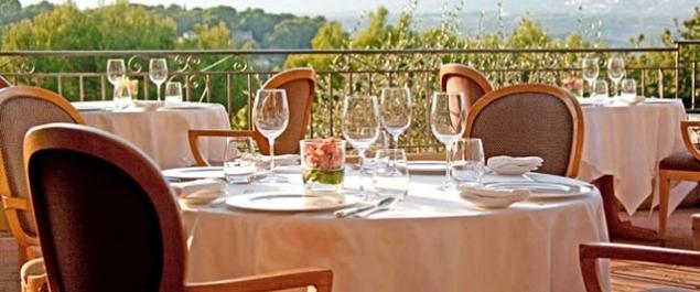 Restaurant Le Candille - Mougins