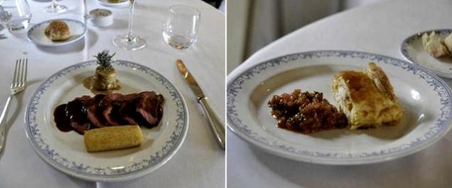Restaurant Les Chênes Verts - Tourtour