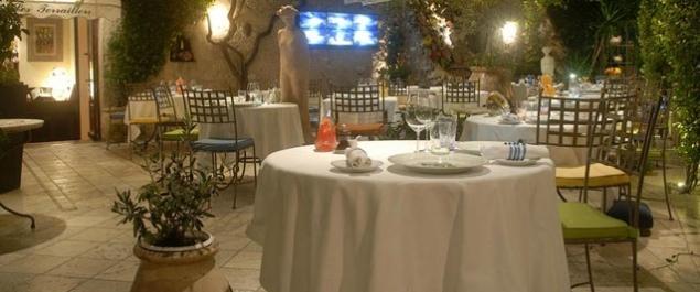 Restaurant Les Terraillers - Biot