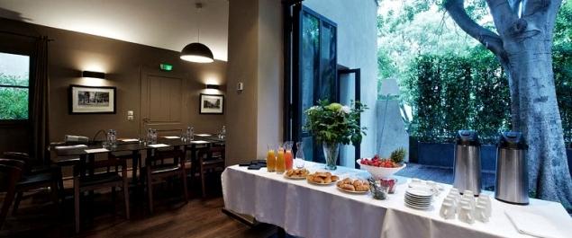 Restaurant Le Petit Jardin - Montpellier