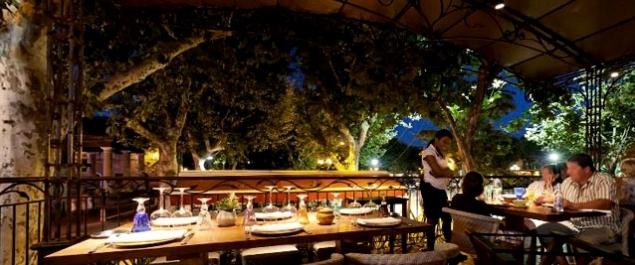 Restaurant Pasquale Paoli - L'Île-Rousse
