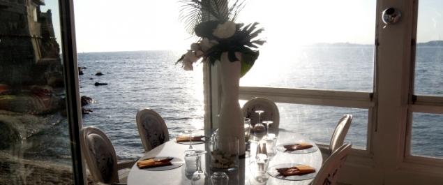 Restaurant L'Abri Cotié - Marseille