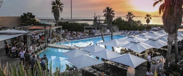 Restaurant Sport Beach - Marseille