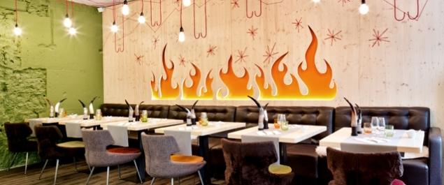 restaurant le flamboire viande et r tisserie paris paris 9 me. Black Bedroom Furniture Sets. Home Design Ideas