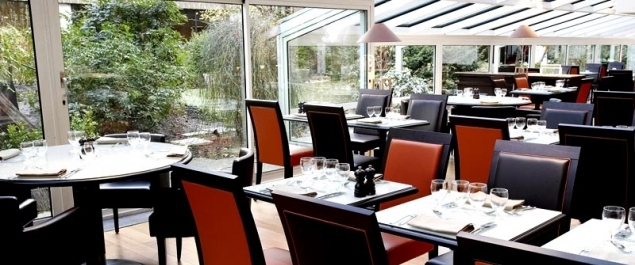 Restaurant Just'In (Hôtel Pullman Paris Montparnasse****) - Paris