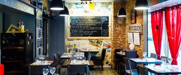 Restaurant Les Sales Gosses - Toulouse