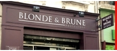 Blonde et Brune Méditerranéen Marseille