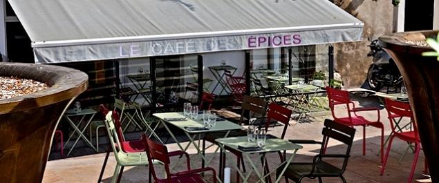 Restaurant Le Café des Épices - Marseille