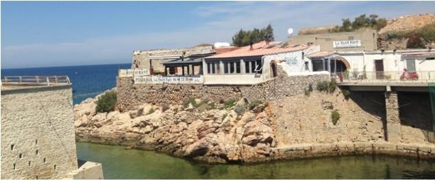 Restaurant Le Petit Port - Marseille