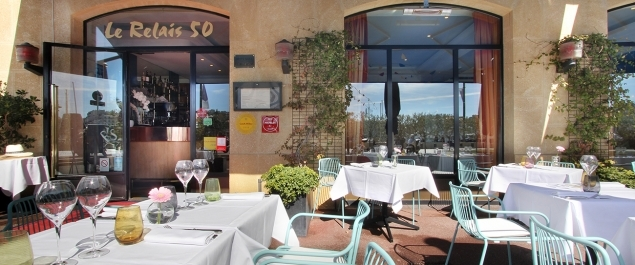 Restaurant Le Relais 50 (Hôtel La Résidence Du Vieux Port ****) - Marseille