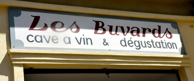 Restaurant les Buvards