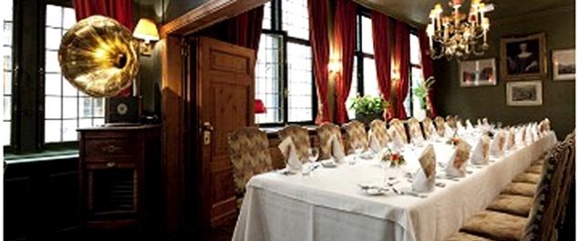 Restaurant Aux Armes de Bruxelles - Bruxelles