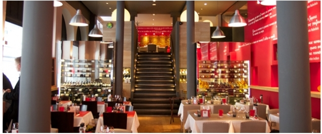 Restaurant Le Centre by George - Lyon