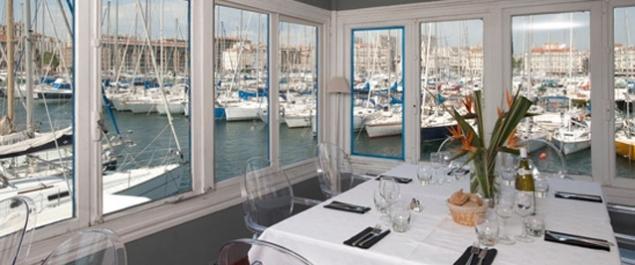 Restaurant La Nautique - Marseille