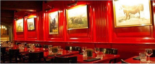 Restaurant Maître Bœuf - Lyon