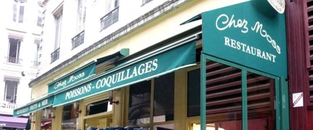 Restaurant Chez Moss - Lyon