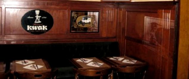 Restaurant Le Falstaff - Paris