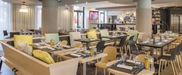 Restaurant Drink & Food (Novotel Nice Centre Vieux Nice **** ) - Nice