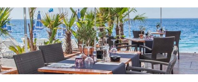 Restaurant Plage Beau Rivage - Nice