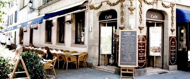Restaurant La Chaîne d'Or - Strasbourg