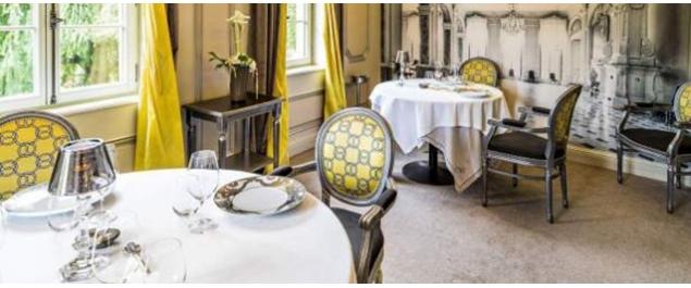 Restaurant 1741 * - Strasbourg