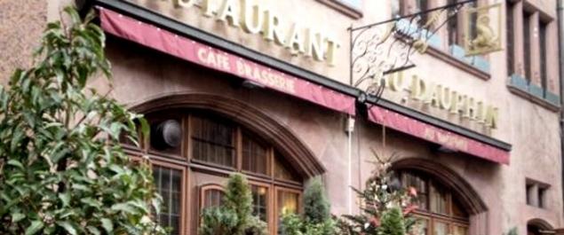 Restaurant Brasserie au Dauphin - Strasbourg