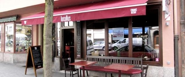 Restaurant Lucullus - Strasbourg