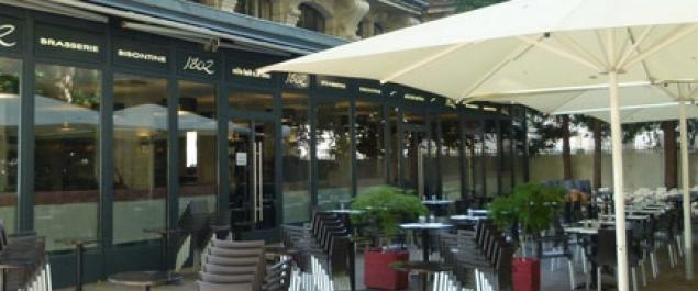 Restaurant Brasserie 1802 - Besançon