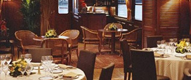 Restaurant Compagnie des Bateaux à Roue - Paris